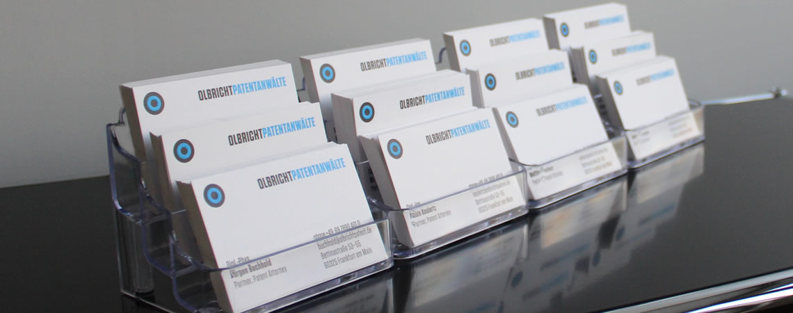 Banner Contact Business Cards