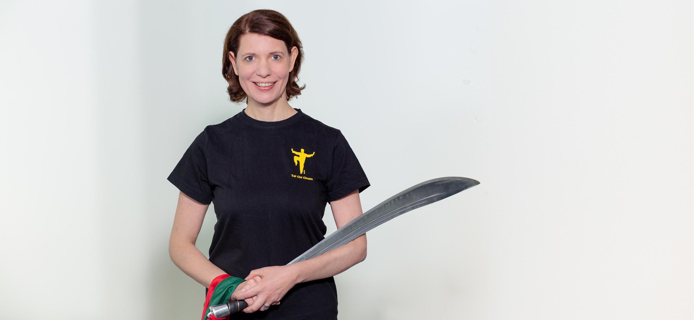 Portrait Dr. Sabine Kossak